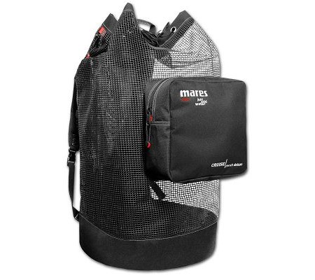 Bag cruise mesh backpack deluxe