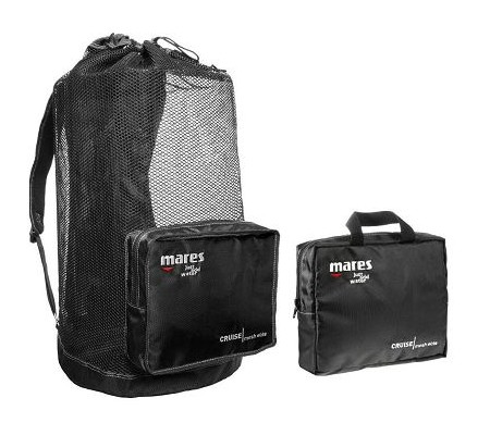 Bag cruise mesh back pack elite